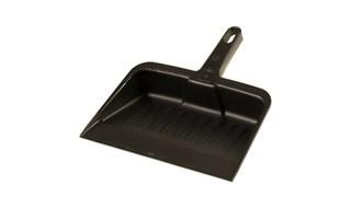 Die strapazierfähige Kehrschaufel von Rubbermaid Commercial ist perfekt für schnelle Reinigungseinsätze.