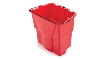 WaveBrake® 17L Dirty Water Bucket, Red