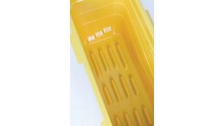 Der HYGEN™ Desinfektions-Moppeimer für Mikrofaserwischbezüge von Rubbermaid Commercial ist ideal für medizinische Einrichtungen. Der Eimer ist so aufgebaut, dass die Nasswischbezüge aus Mikrofaser nicht zu stark vollsaugen können.